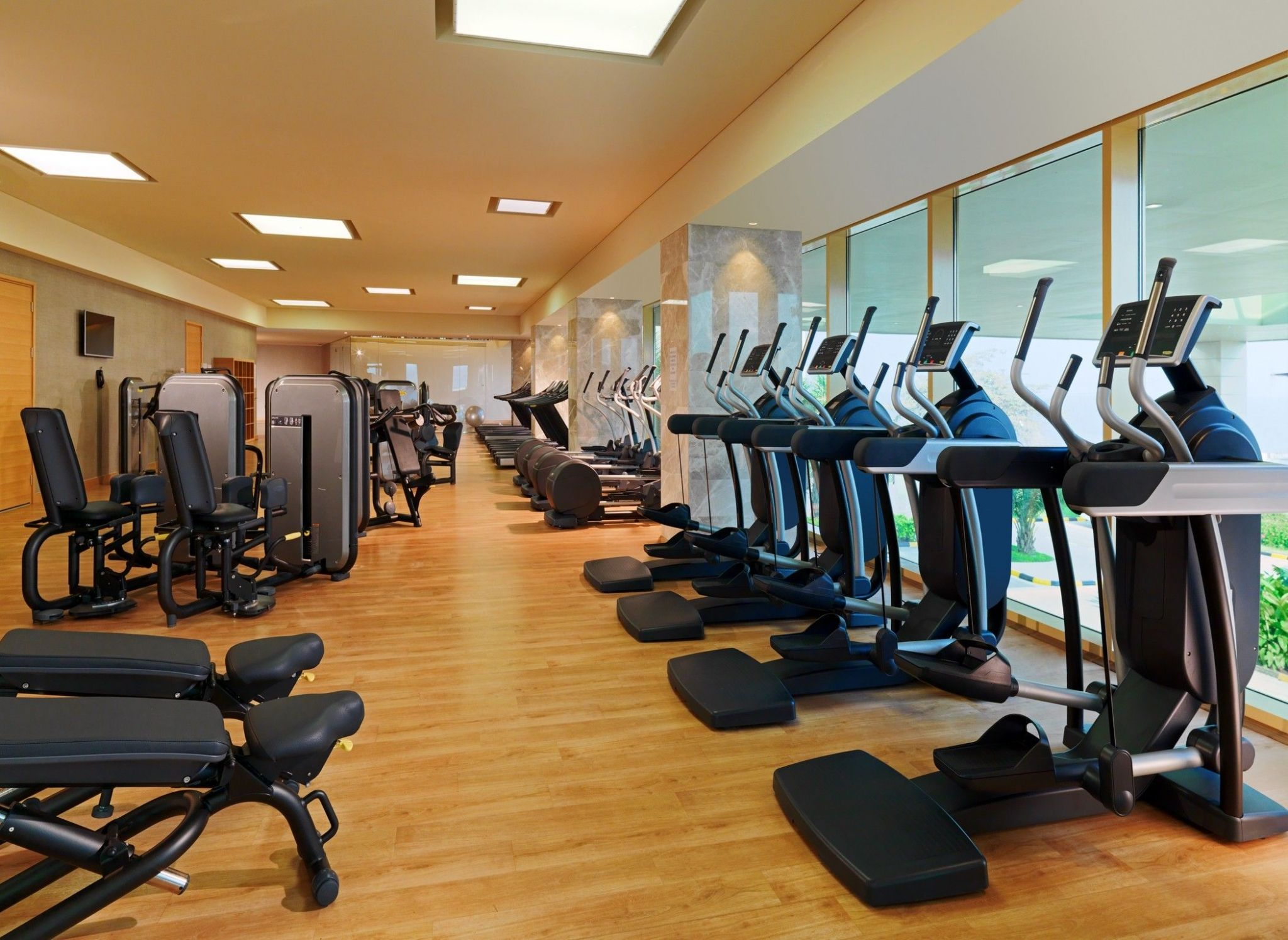 Sheraton Grand Conakry | Fitness | Hotels in Guinea